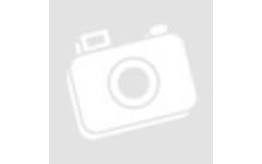 Kép 2/2 - Amazonit, lapis lazuli, tejkvarc női ásvány karkötő angyal medállal - 1
