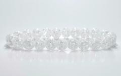 Kép 1/2 - Hegyikristály női ásvány karkötő