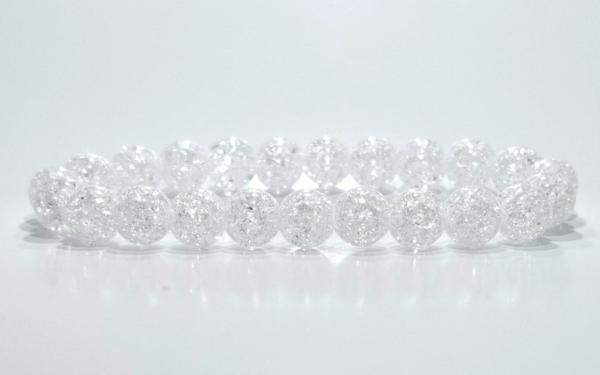 Hegyikristály női ásvány karkötő